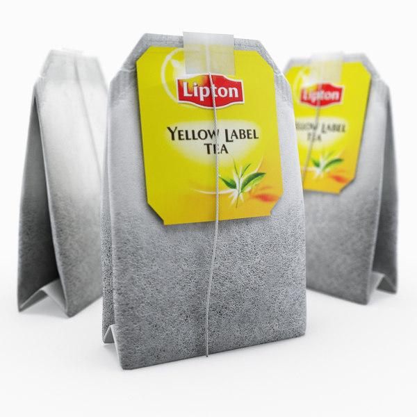 túi giấy trà xanh