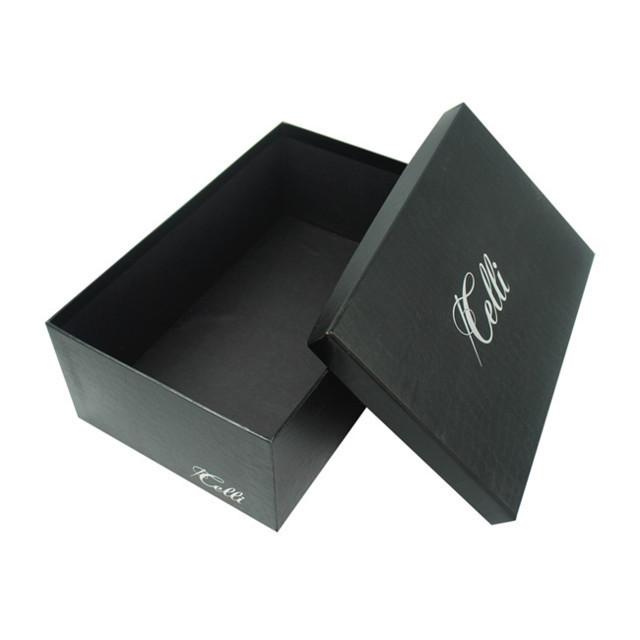 Mẫu in hộp giấy đựng giày giá rẻ
