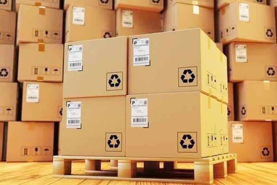 Quy cách đóng gói hàng hóa chuẩn